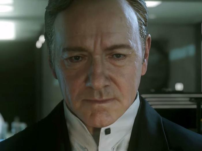 """Da braucht Kevin Spacey gar nicht grimmig gucken: """"Call of Duty"""" hat es natürlich unter die besten Games des Jahres geschafft."""