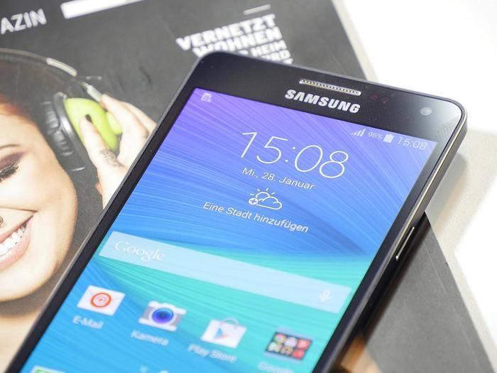 Das Galaxy A5 wird 2016 in einer Neuaufllage erscheinen.