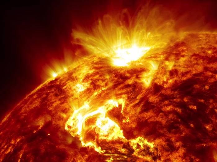Solar Dynamics Observatory kreist seit fünf Jahren um die Sonne.