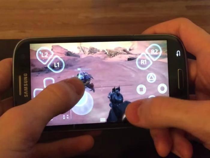 """Dank einer inoffiziellen App findet """"Destiny"""" auch den Weg aufs Android-Smartphone."""