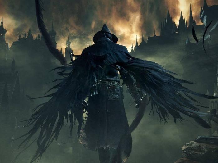 """In """"Bloodborne"""" lauert der Tod hinter jeder Ecke."""