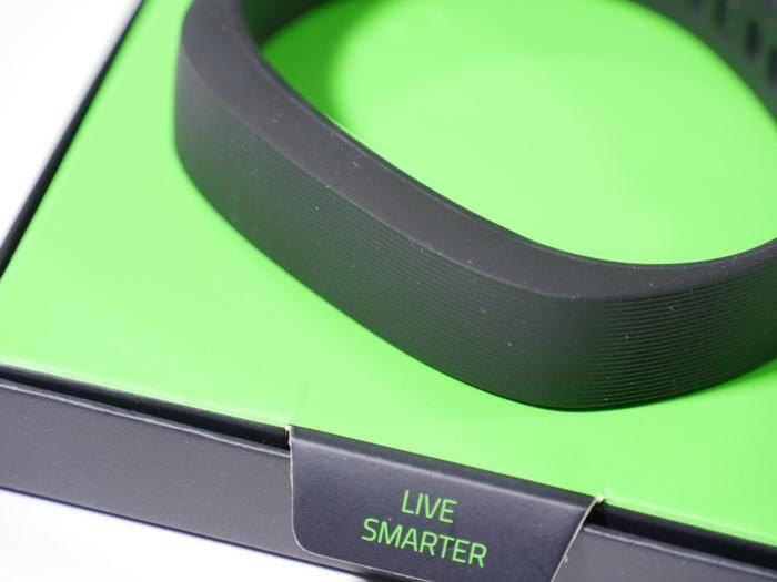 Das Razer Nabu X bietet Basisfunktionen zum günstigen Preis.