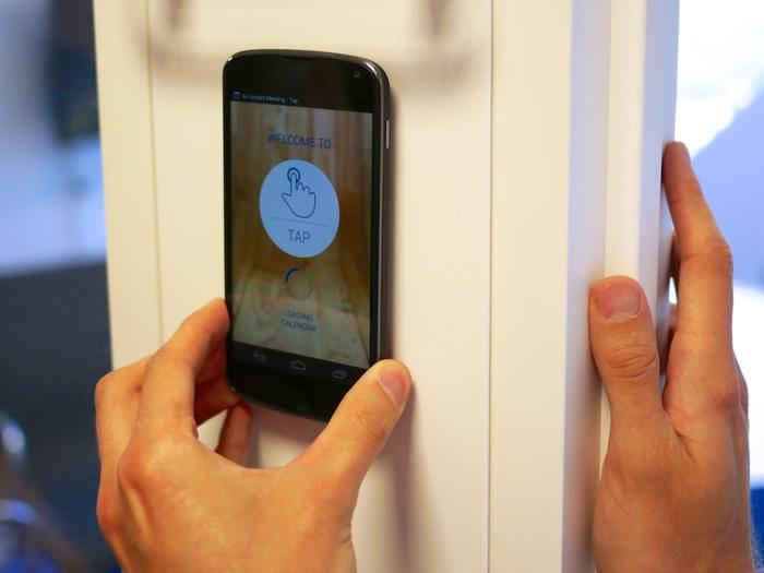 Selbst erstellte NFC-Tags kannst Du überall im Haushalt platzieren.