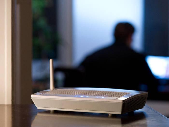 Voller Empfang: Der richtige Router-Standort ist entscheidend.
