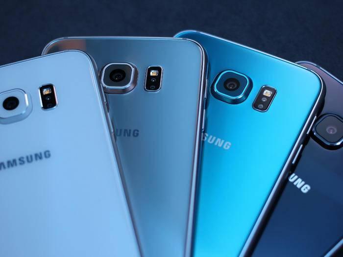 Beim Galaxy S6 setzt Samsung noch auf eine herkömmliche Rückkamera.