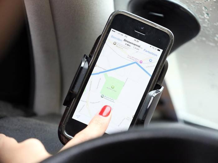 Google Maps ist sicherlich die bekannteste Navi-App.