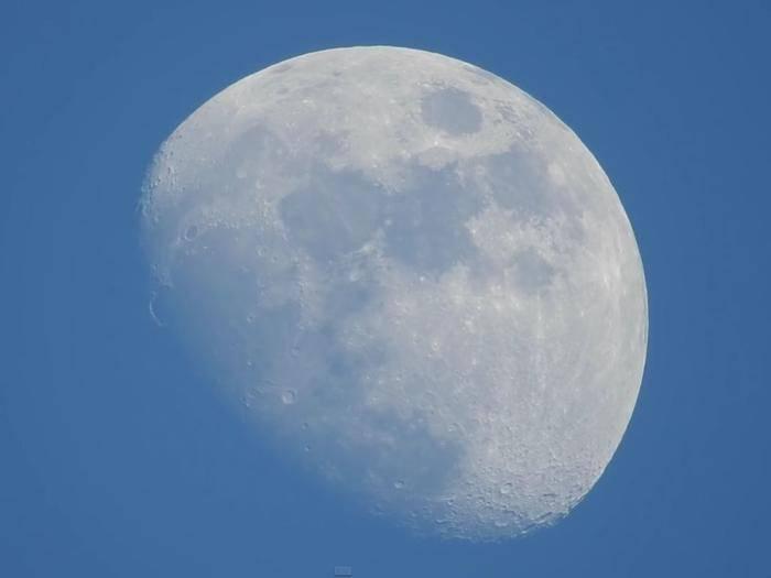 Nikon P900 Mond-Zoom