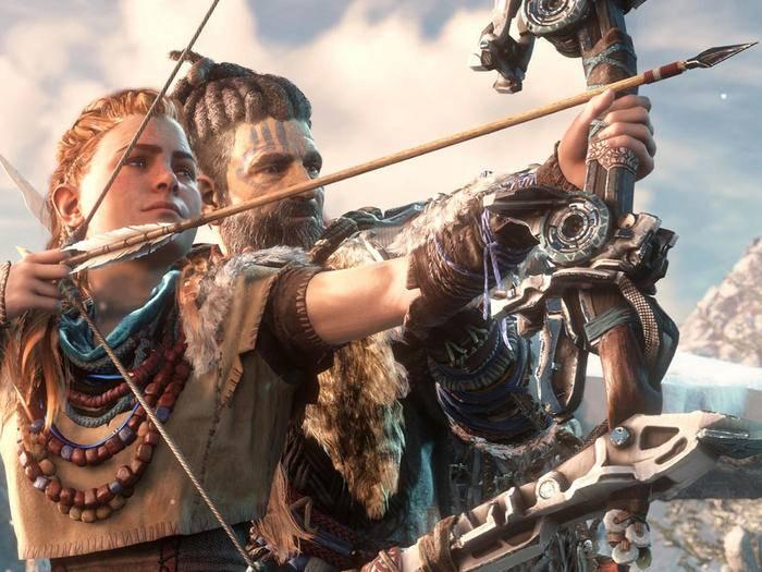 """""""Horizon: Zero Dawn"""" könnte sich zum einem kommenden Games-Kracher entwickeln."""