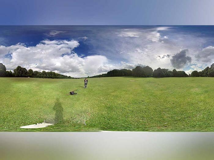 Mit Photo Sphere lassen sich tolle 360-Grad-Bilder machen.