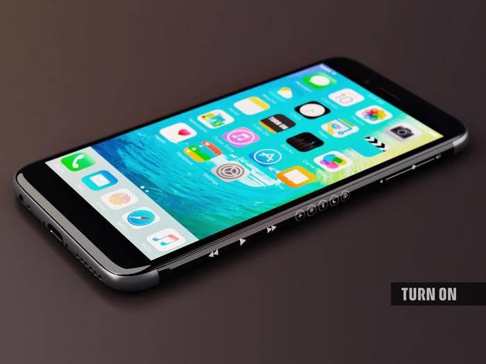 Die Frontkamera des iPhone 6s könnte Fotos mit 5 Megapixel knipsen.