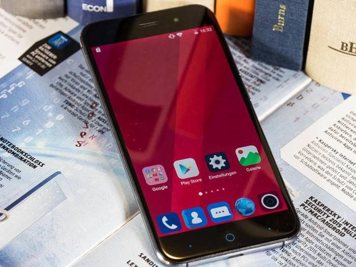 Im Test präsentiert sich das ZTE Blade V6 als absolut solides Smartphone.