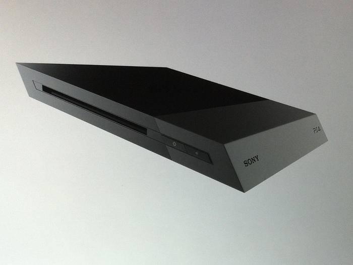 Konzeptbild einer PS4 Slim: Bekommt die Konsole 4K-Support?