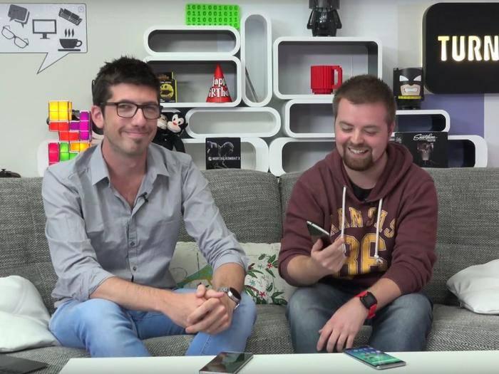 Zwei Experten, drei Smartphones: Alex & Jens testen aktuelle Flaggschiffe.
