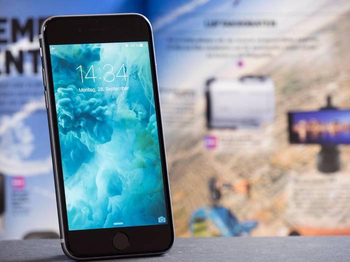 Auch nach dem Update auf iOS 9.0.2 gibt es noch Bugs auf dem iPhone 6s.