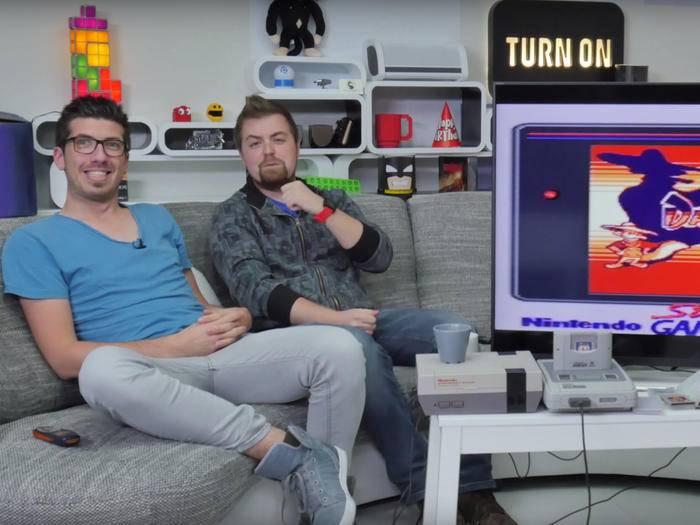 NES an Android TV anschließen