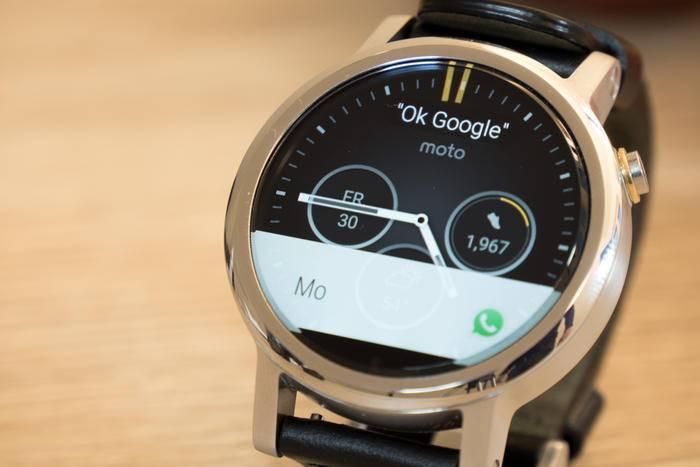 Google hat für die Android Wear Companion App ein Update herausgebracht.