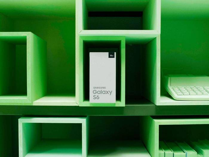 Das Samsung Galaxy S6 soll bald Familienzuwachs bekommen.