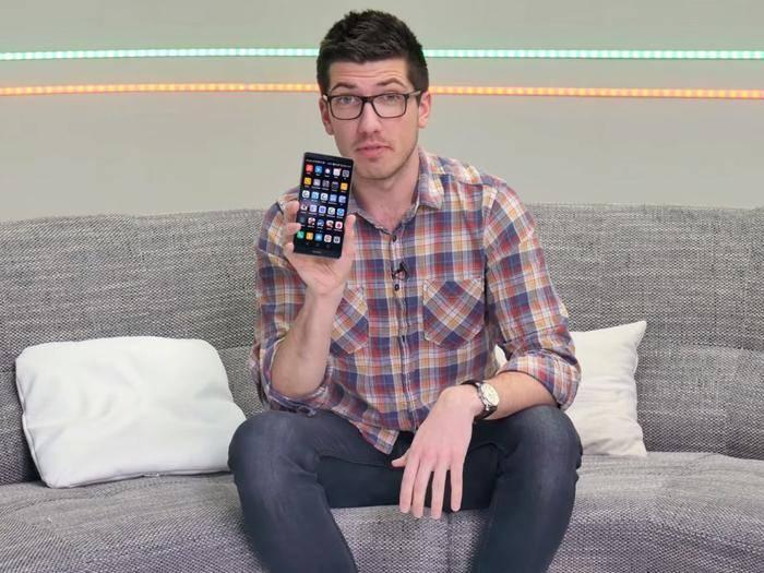 Alex stellt Vor- und Nachteile des Huawei Mate 8 gegenüber.