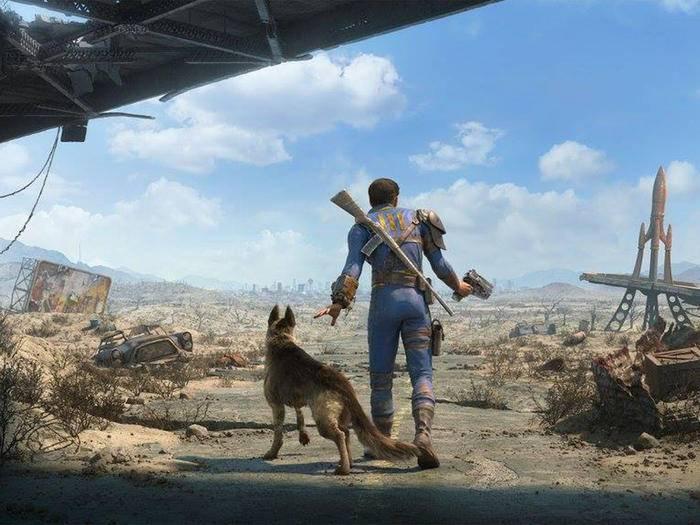 """""""Fallout 4"""" war ein großer Erfolg, der Nachfolger ist wohl schon in Arbeit."""