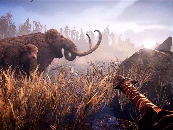 """In """"Far Cry 5"""" könnte es möglicherweise endlich Dinosaurier geben."""
