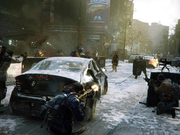 """""""The Divison"""" erscheint am 8. März für PS4, Xbox One und PC."""