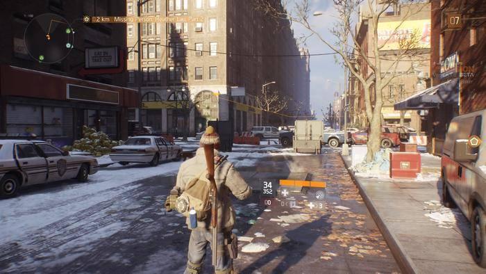 """""""The Division"""" von Ubisoft erscheint am 8. März."""