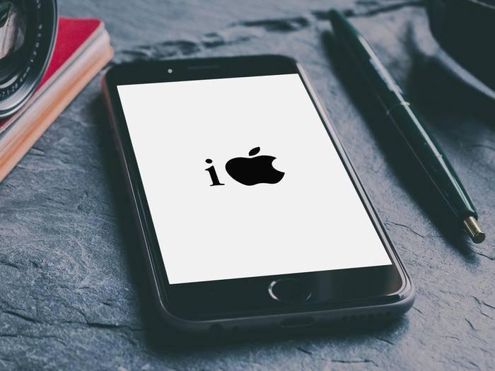 Das Apple-Logo kannst Du als Emoji auf Deinem iPhone verwenden.