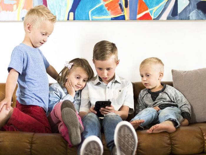 Nicht jeder kennt ein Leben vor dem Smartphone.