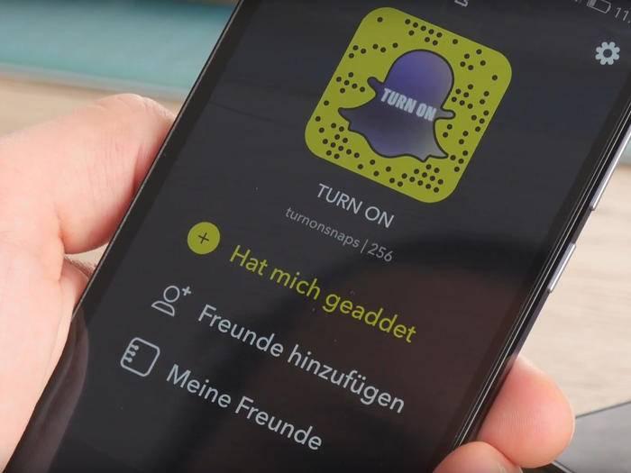 Snapchat überarbeitet teilweise sein Design.