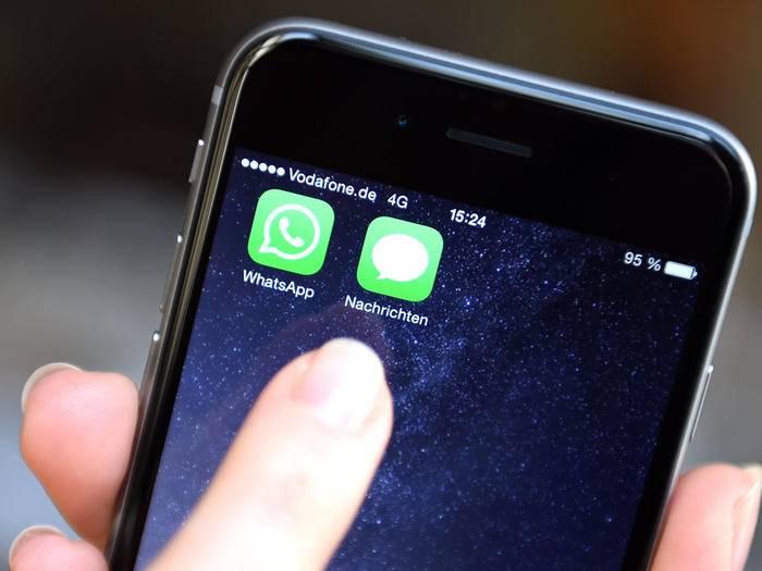 Die Nachrichten-App von Apple soll in iOS 10 gegenüber WhatsApp wieder aufholen.