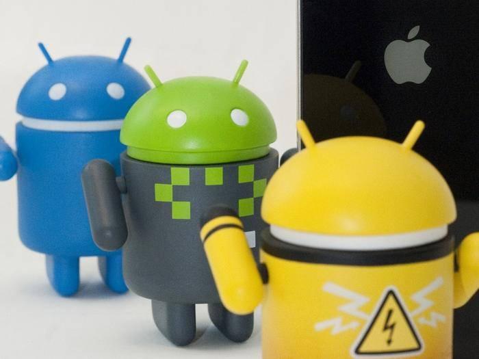 Android bietet derzeit einige Vorteile gegenüber iOS.