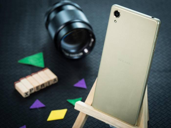 Das Xperia X ist das erste Modell aus Sonys neuer X-Serie.