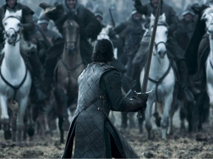 In der neunten Episode von Staffel 6 kommt es zu einer großen Schlacht.
