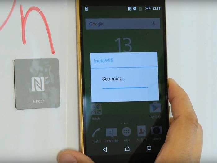 Help NFC-Tags