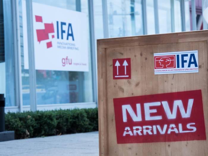 Auf dem IFA Innovations Media Briefing ließ sich der eine oder andere ungewöhnliche Trend ausmachen.