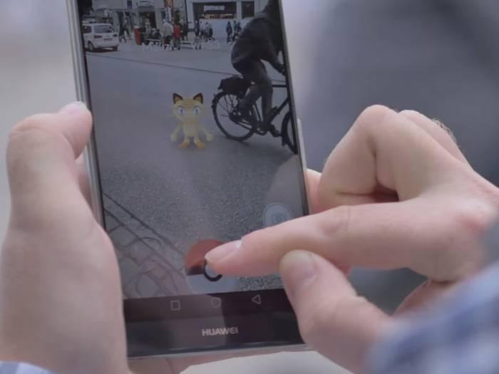 Das Einfangen ist nur der erste Schritt. Pokémon möchten auch entwickelt werden.