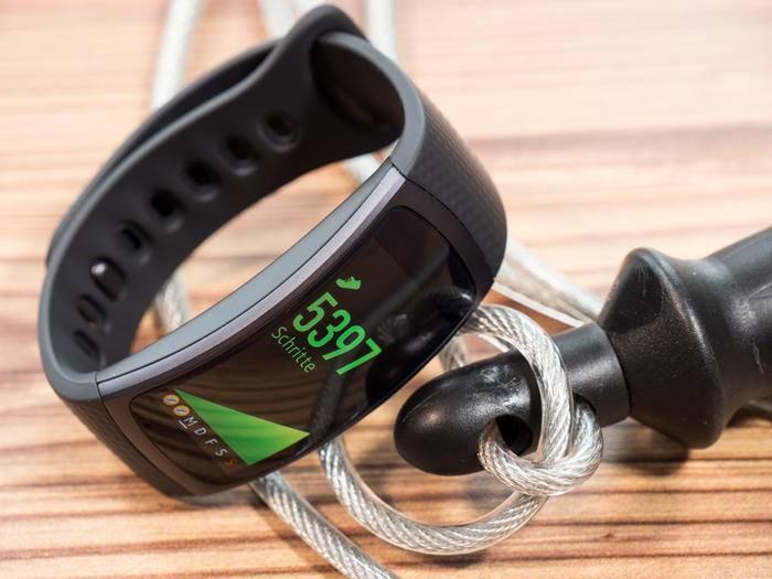 Ist die Samsung Gear Fit 2 die perfekte Mischung aus Fitness-Tracker und Smartwatch?