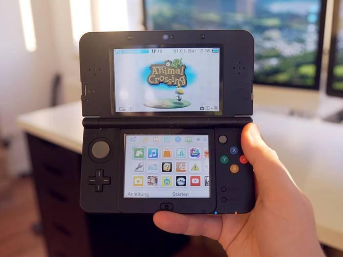 Die Nintendo Switch kann wie der 3DS als Handheld genutzt werden.