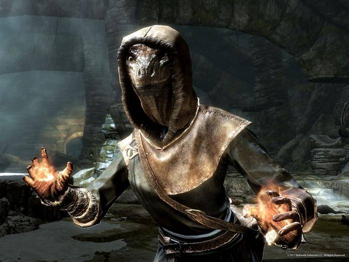 """""""Skyrim Special Edition"""" erscheint im Oktober."""
