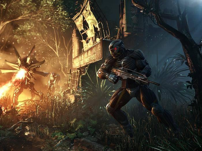 """""""Crysis 3"""" wusste durch seine aufwändige Grafik, aber nicht durch genügend Innovationen zu begeistern."""