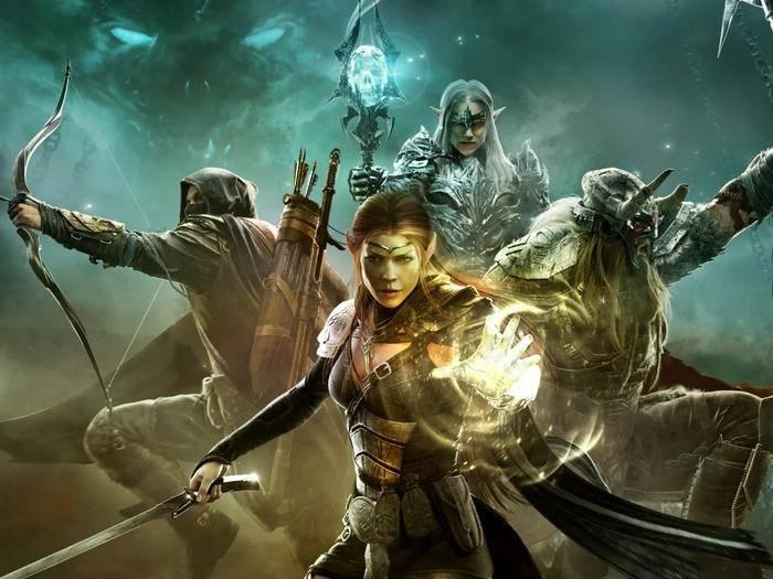 """Die Charakterentwicklung in """"The Elder Scrolls Online"""" kannst Du strategisch planen."""