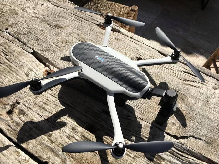 GoPro hat die Drohne Karma vorgestellt.