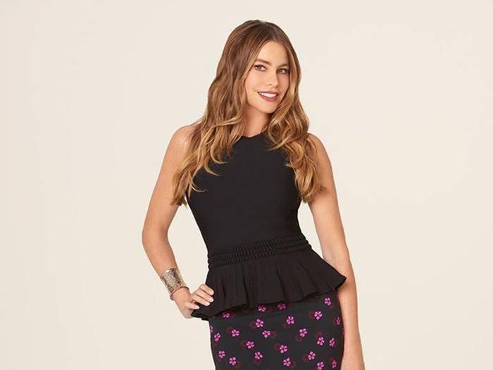 """Wo im Forbes-Ranking wird sich """"Modern Family""""-Star Sofia Vergara einreihen?"""