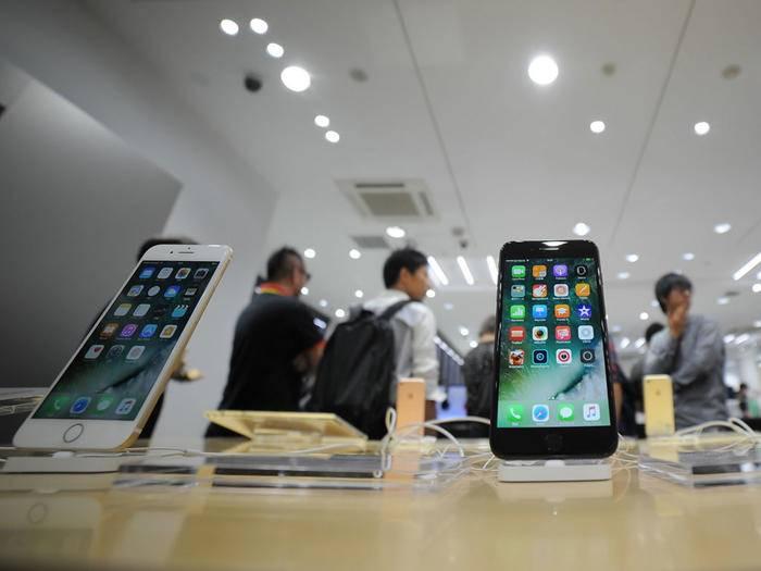 Zum Release ist das iPhone 7 nur stark kontingentiert erhältlich.