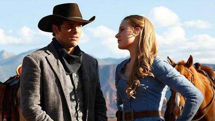 """Die Mischung aus Western und Science-Fiction in """"Westworld"""" kommt beim Publikum offenbar gut an."""