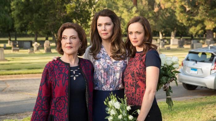 """In """"Gilmore Girls: A Year in the Life"""" gibt es nicht nur mit Rory, Lorelai und Emily ein Wiedersehen."""