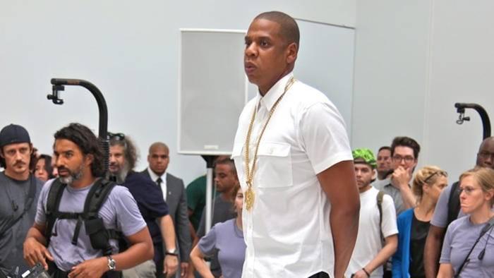 Rapper Jay-Z ist ein ausgesprochener Kunst-Fan.