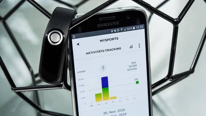 Der TomTom Touch kann mehr als ein gewöhnlicher Fitness-Tracker.