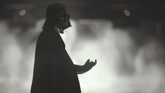 """Wie groß wird die Rolle von Darth Vader in """"Rogue One""""?"""