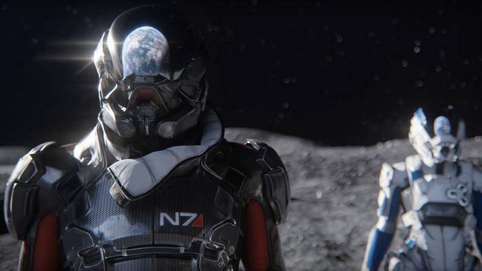 """""""Mass Effect: Andromeda"""" schickt die Spieler wohl auf eine ziemlich lange Reise."""